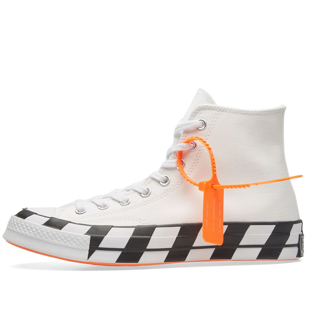 Off White x Converse Chuck 70 Raffle and Online List | VK