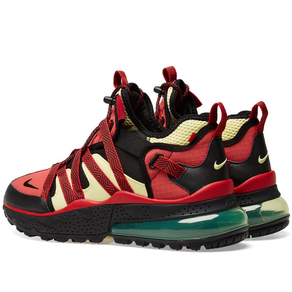 1dddfef8af398 Nike Air Max 270 Bowfin Black, University Red & Zitron | END.