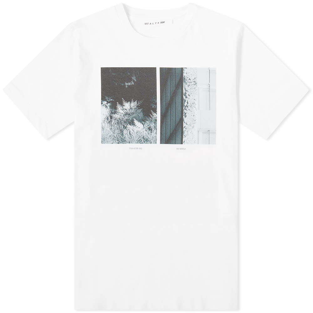 1017 Alyx 9 Sm Mountain Print Tee by 1017 Alyx 9 Sm