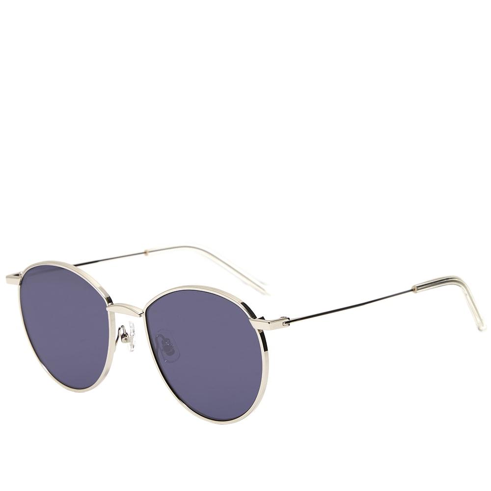 Gentle Monster Baguette Sunglasses In Blue