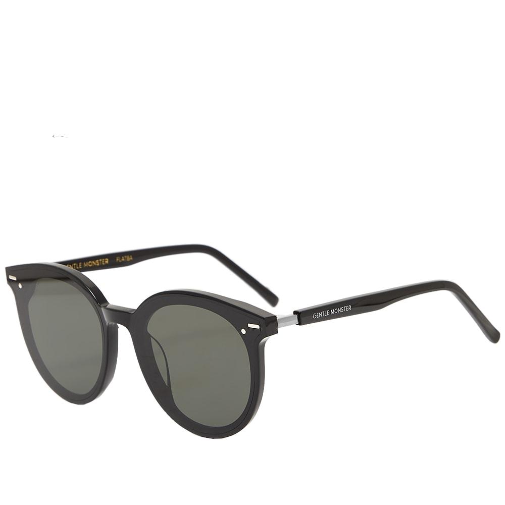 Gentle Monster Eastmoon Sunglasses In Black