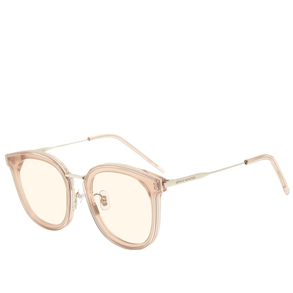 Gentle Monster Mamabu Sunglasses In Brown