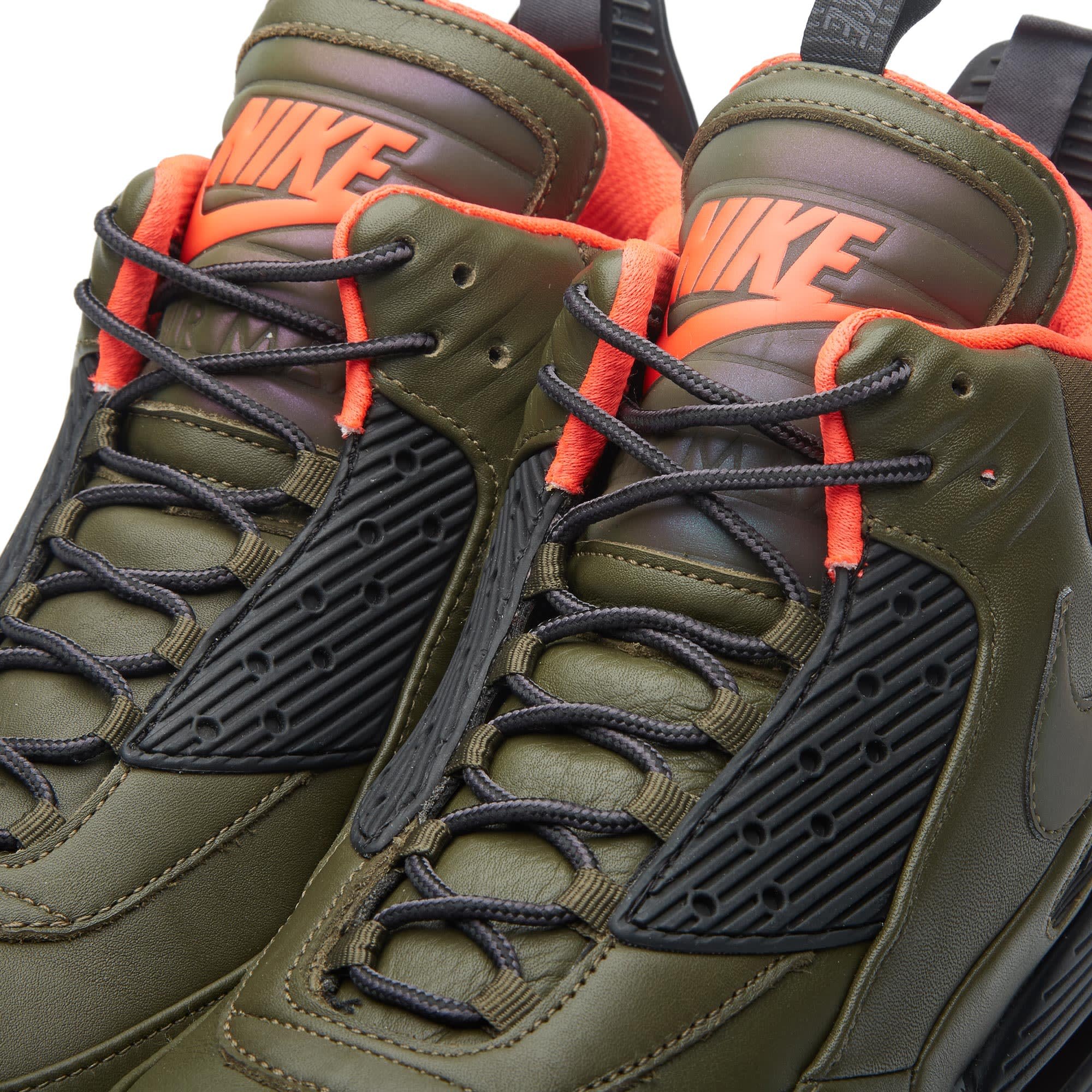 newest collection 866e2 75836 Nike Air Max 90 Sneakerboot Winter Dark Loden   Black   END. nike air max