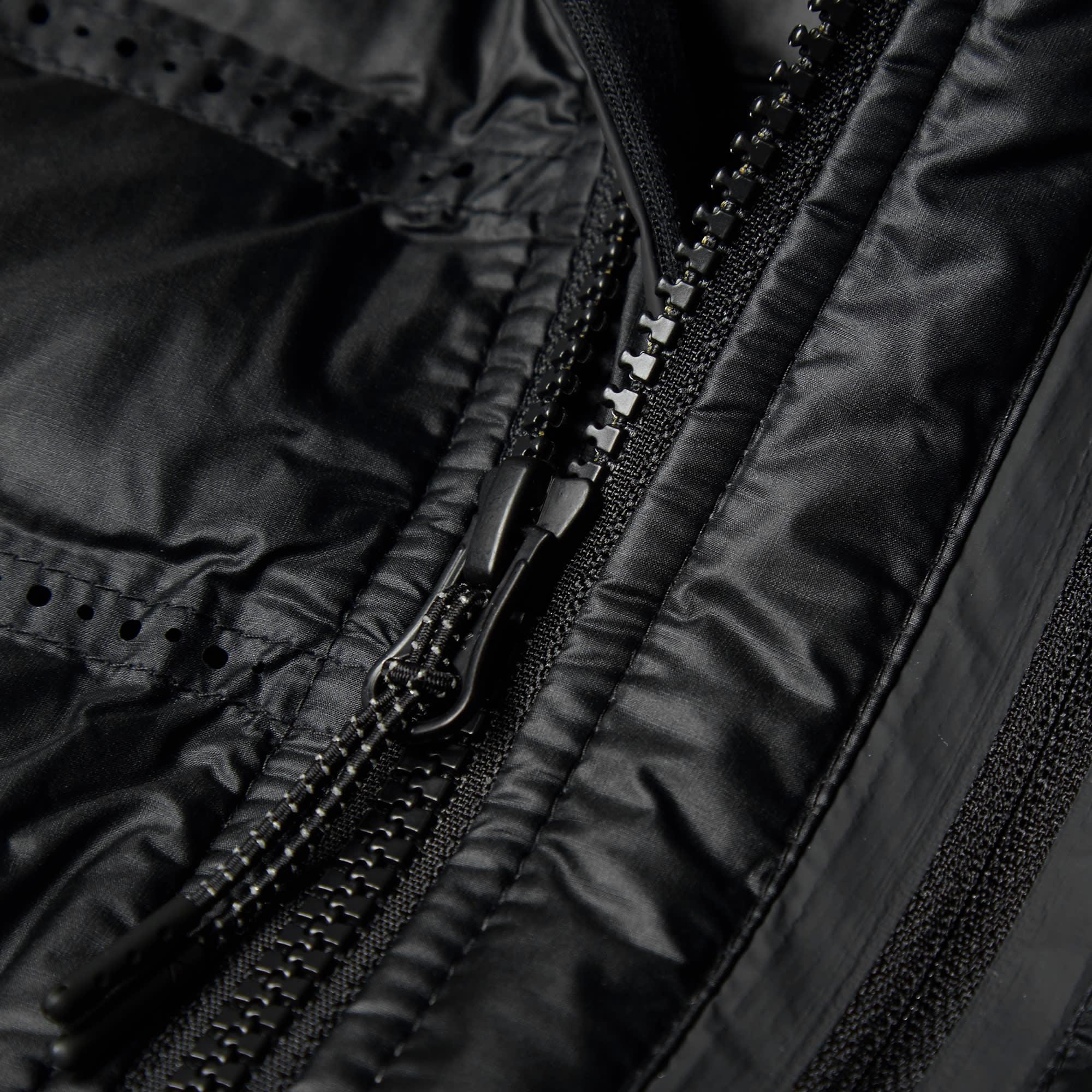 Nike Tech Fleece Aeroloft Jacket Black Black 678261 010
