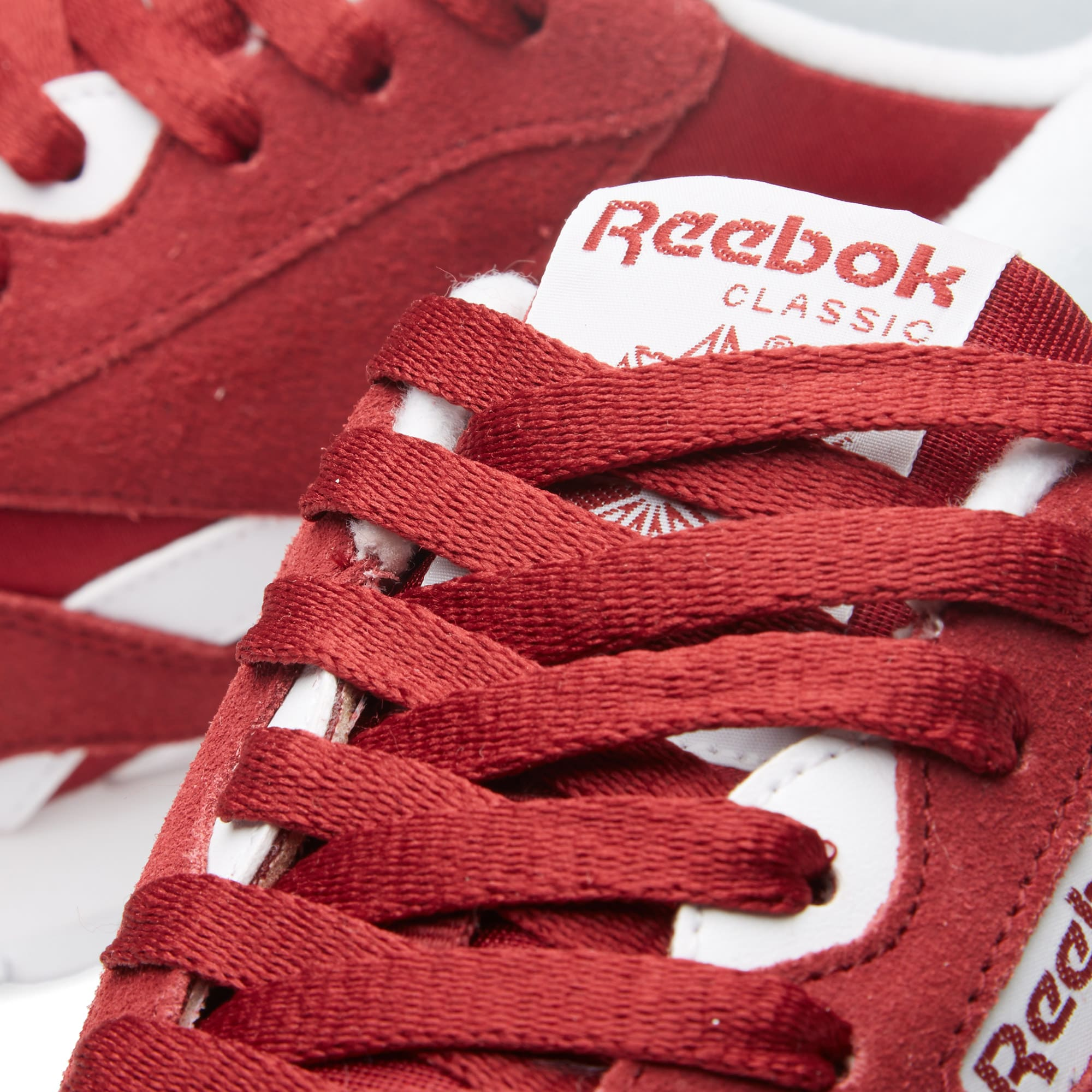 Reebok Cl Nylon Triathlon Red White