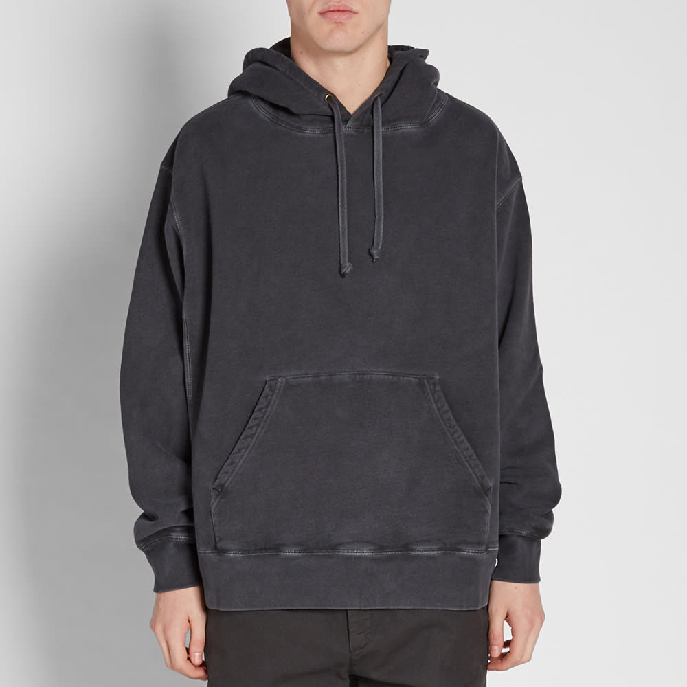 yeezy season 3 relaxed fit hoody onyx tame. Black Bedroom Furniture Sets. Home Design Ideas