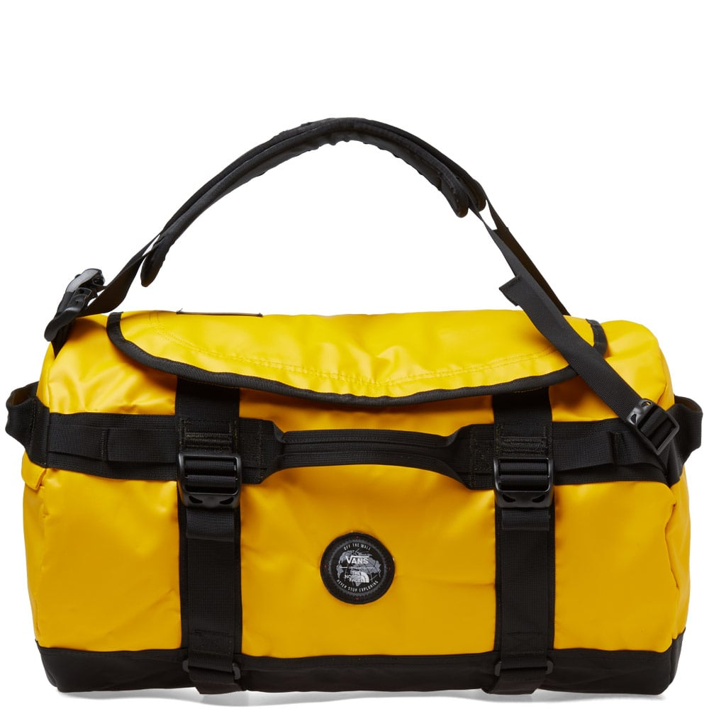 fb72f5fa9 Vans x The North Face Basecamp Duffel Bag