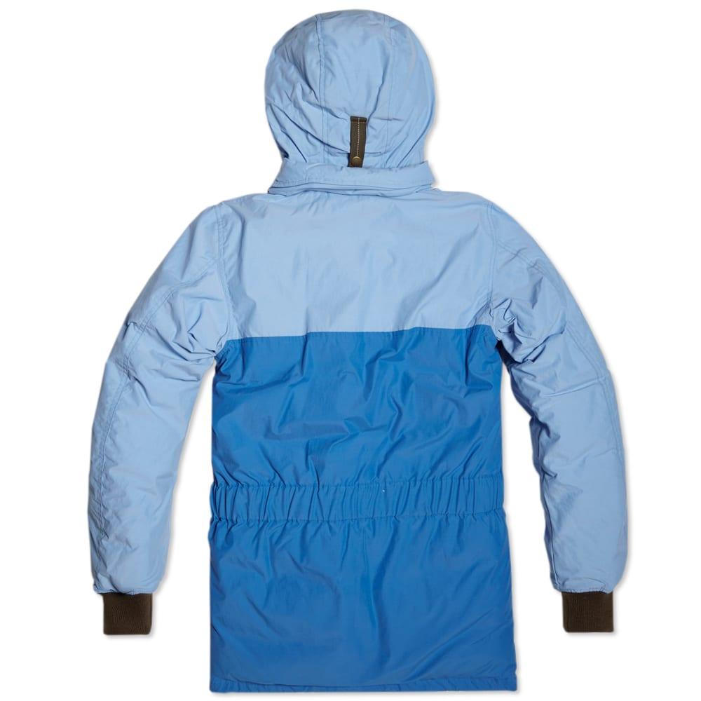 094339f3f761 Nigel Cabourn Mount Everest Parka Grey   Powder Blue
