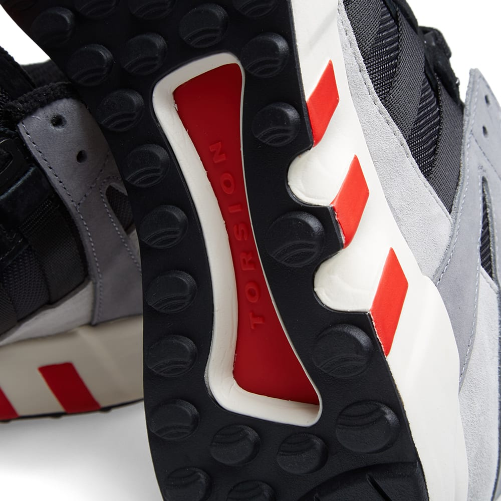 finest selection c6b5e 618f4 Adidas Consortium x Solebox EQT Running Guidance  93 Black, Red   Stone    END.