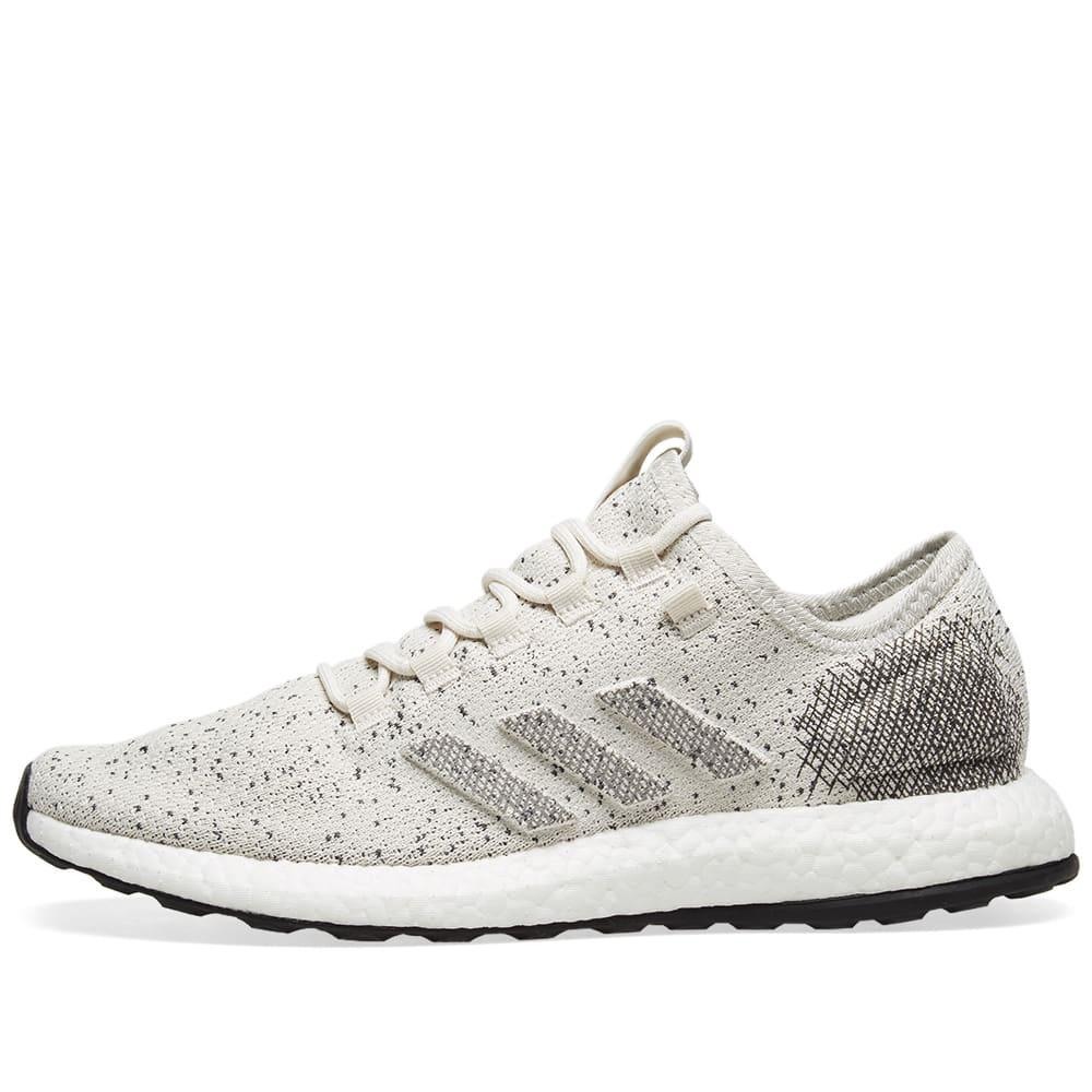 Adidas Pure Boost Grey   END.