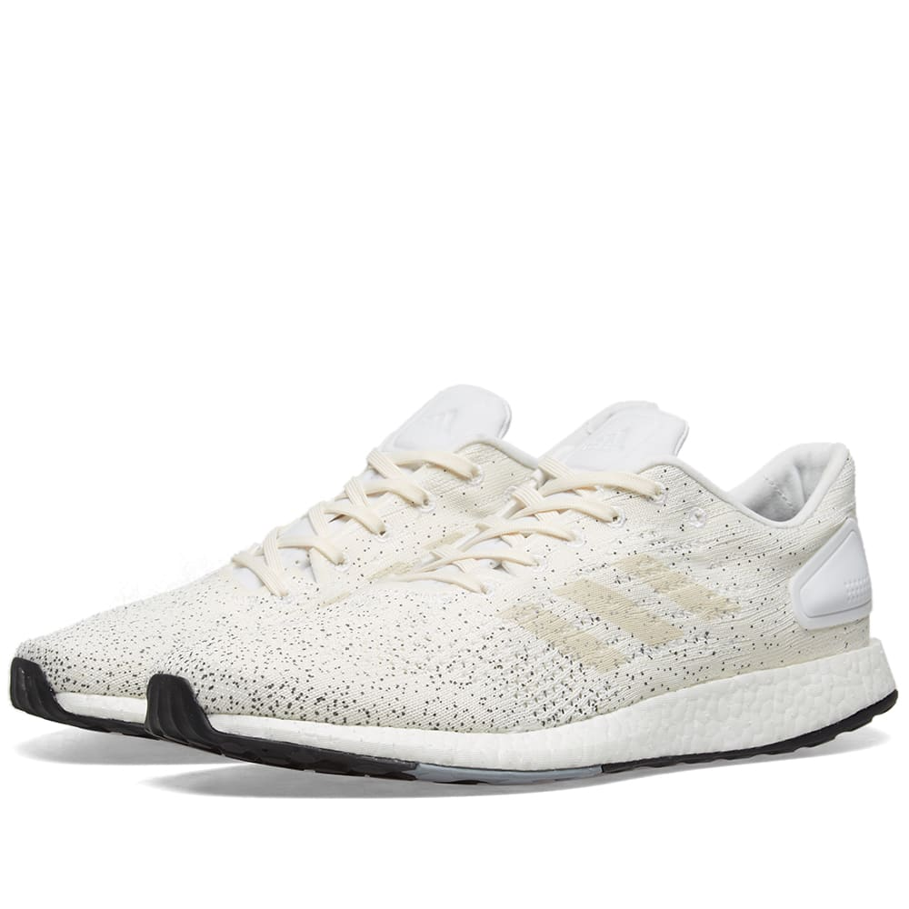 separation shoes 533ff 76dab Adidas Pure Boost DPR Raw White   Grey   END.
