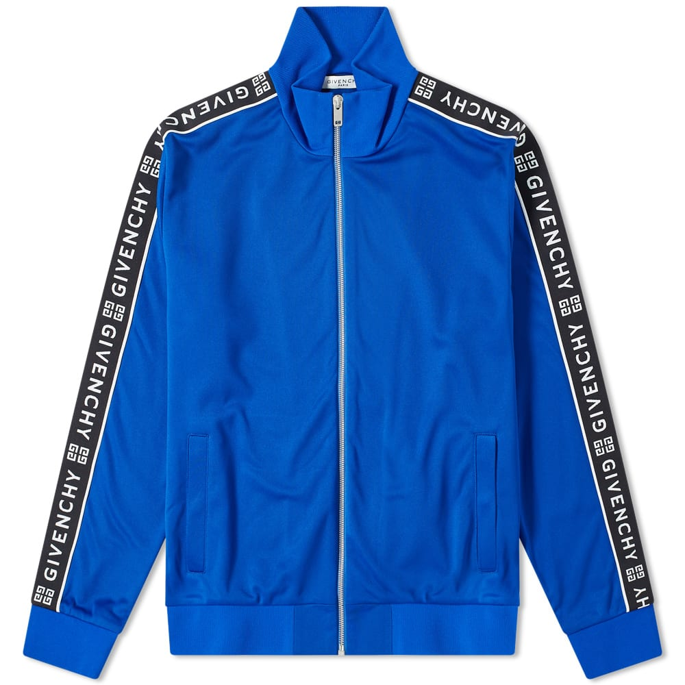 Givenchy Taped Track Top by Givenchy