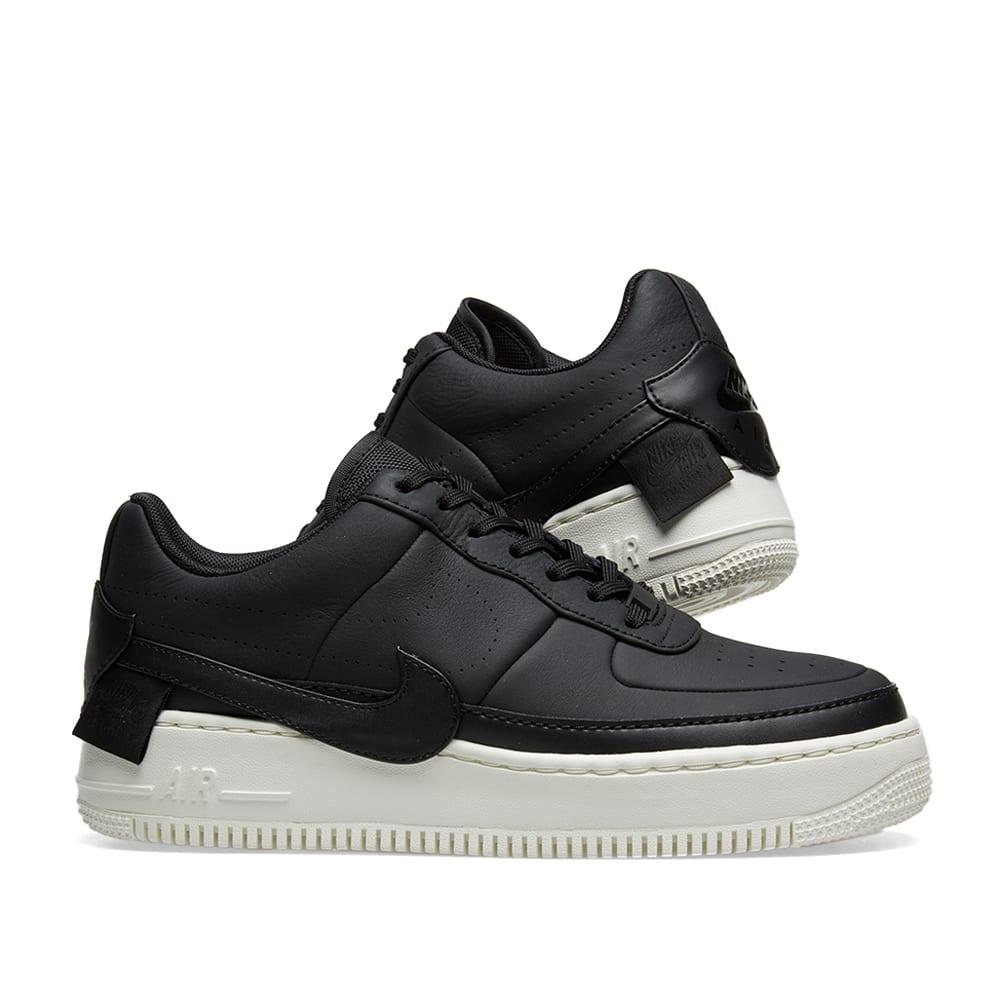 big sale 1b25f ac3ea Nike Air Force 1 Jester XX Premium W. Black   Sail