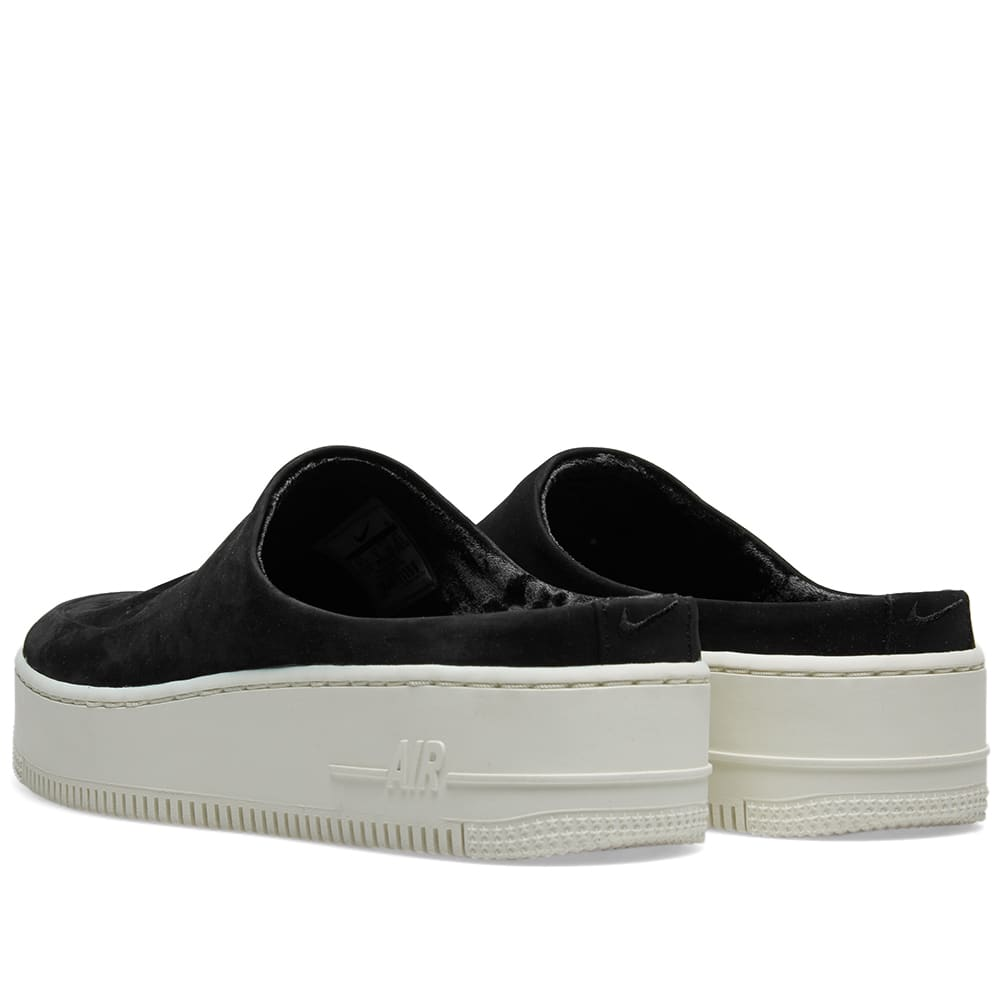 low priced 0a32d e8eeb Nike Air Force 1 Lover XX Premium W Black   Sail   END.