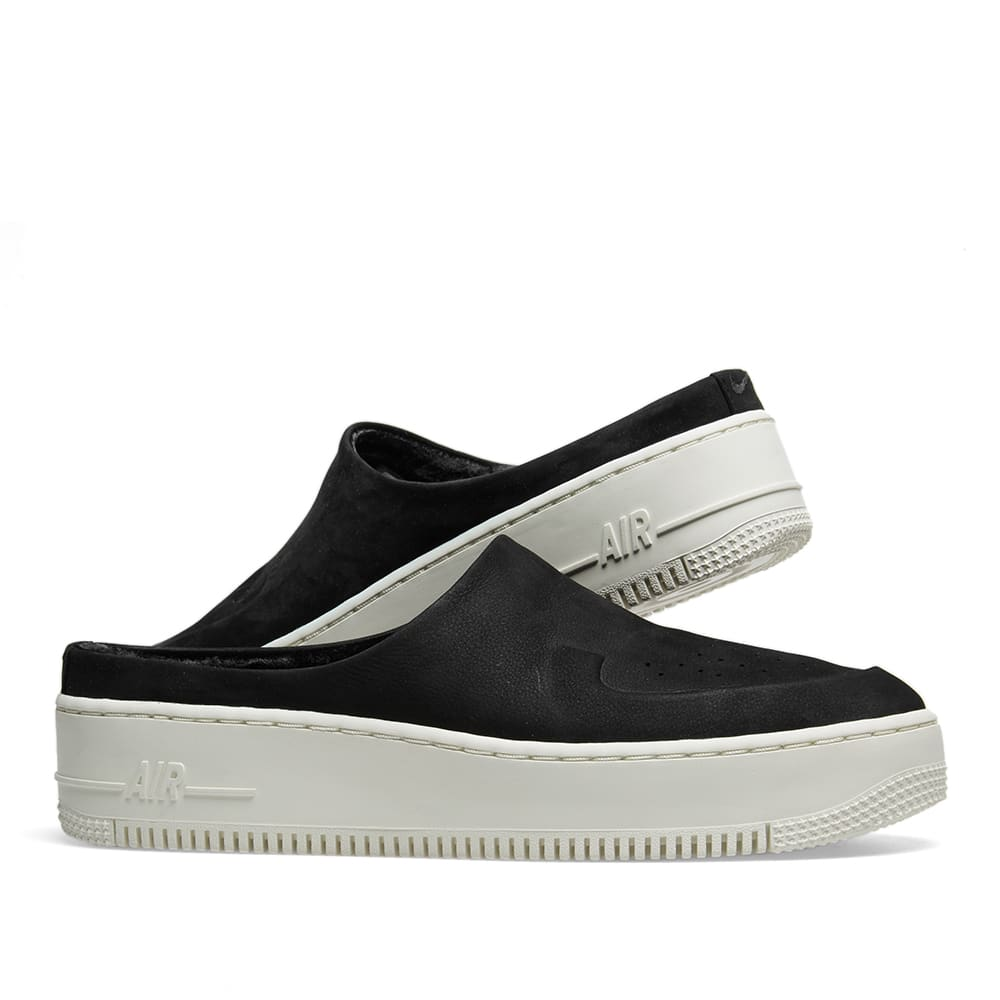 separation shoes 29a6a ac359 Nike Air Force 1 Lover XX Premium W. Black   Sail