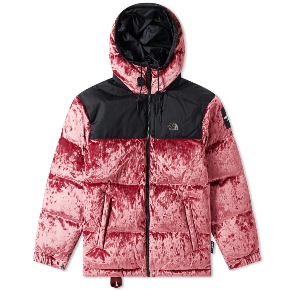 bd0210e37 The North Face Black Series Urban Velvet Nuptse Jacket