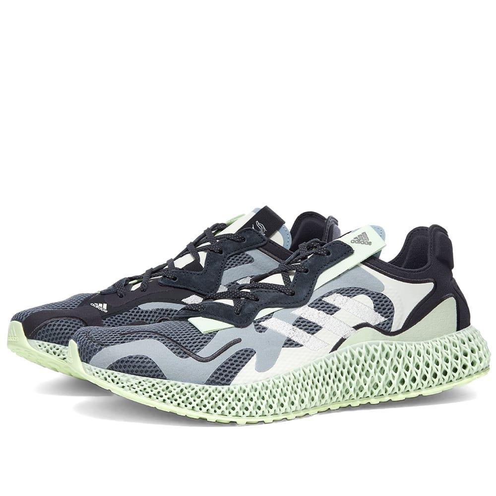 Adidas Consortium Runner 4D V2 Navy
