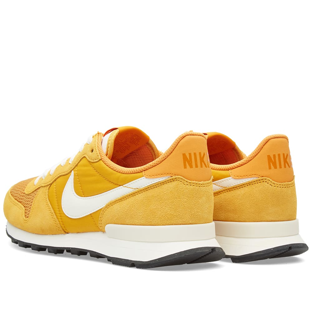 huge discount c8027 693a1 Nike Internationalist Gold Leaf   Sail   END.
