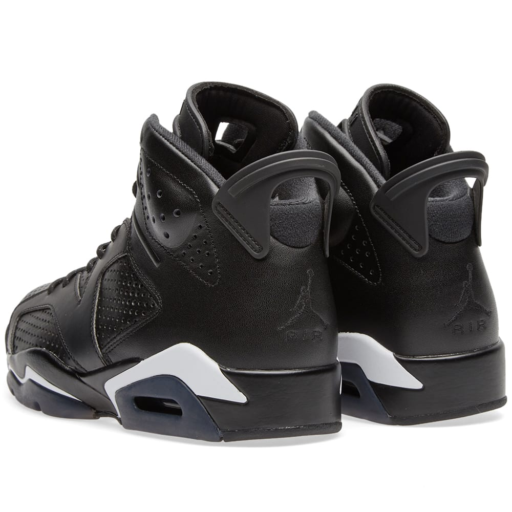 best service 33300 d2f57 Nike Air Jordan 6 Retro Black Cat   END.