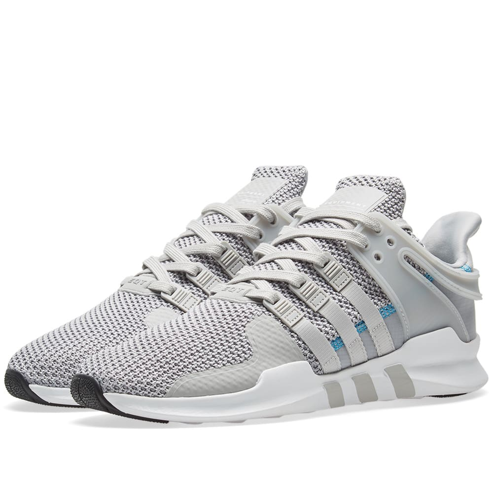 buy online e6614 95074 Adidas EQT Support ADV Ripstop Grey   END.