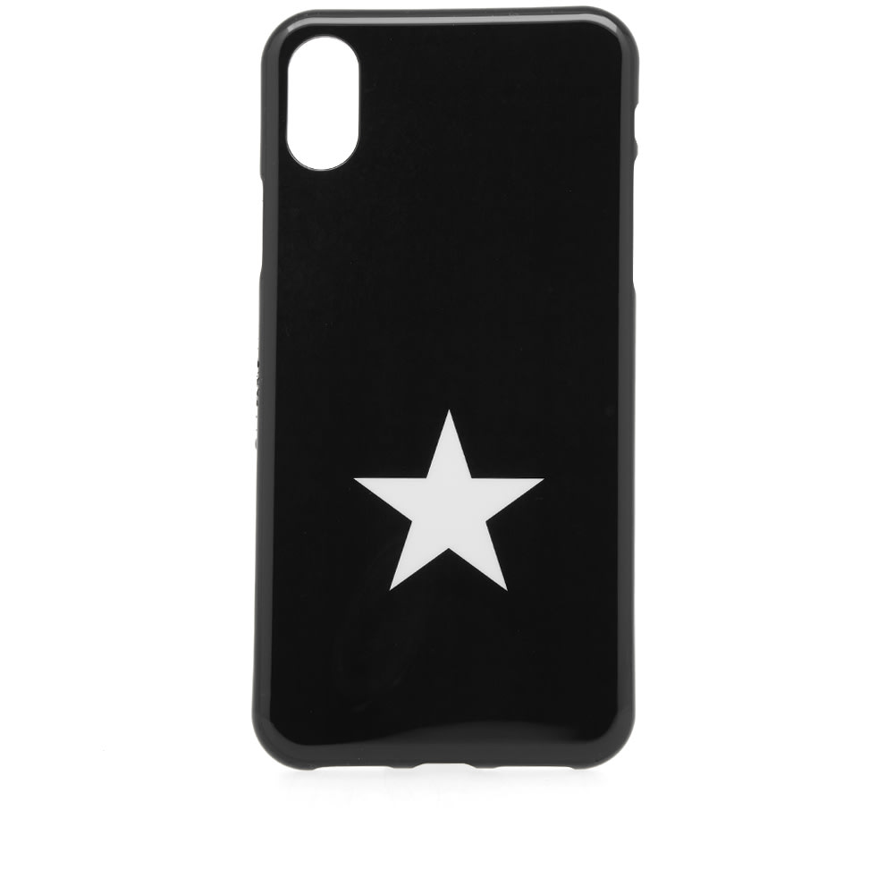 pretty nice 84f53 ae425 Givenchy White Star iPhone X Case