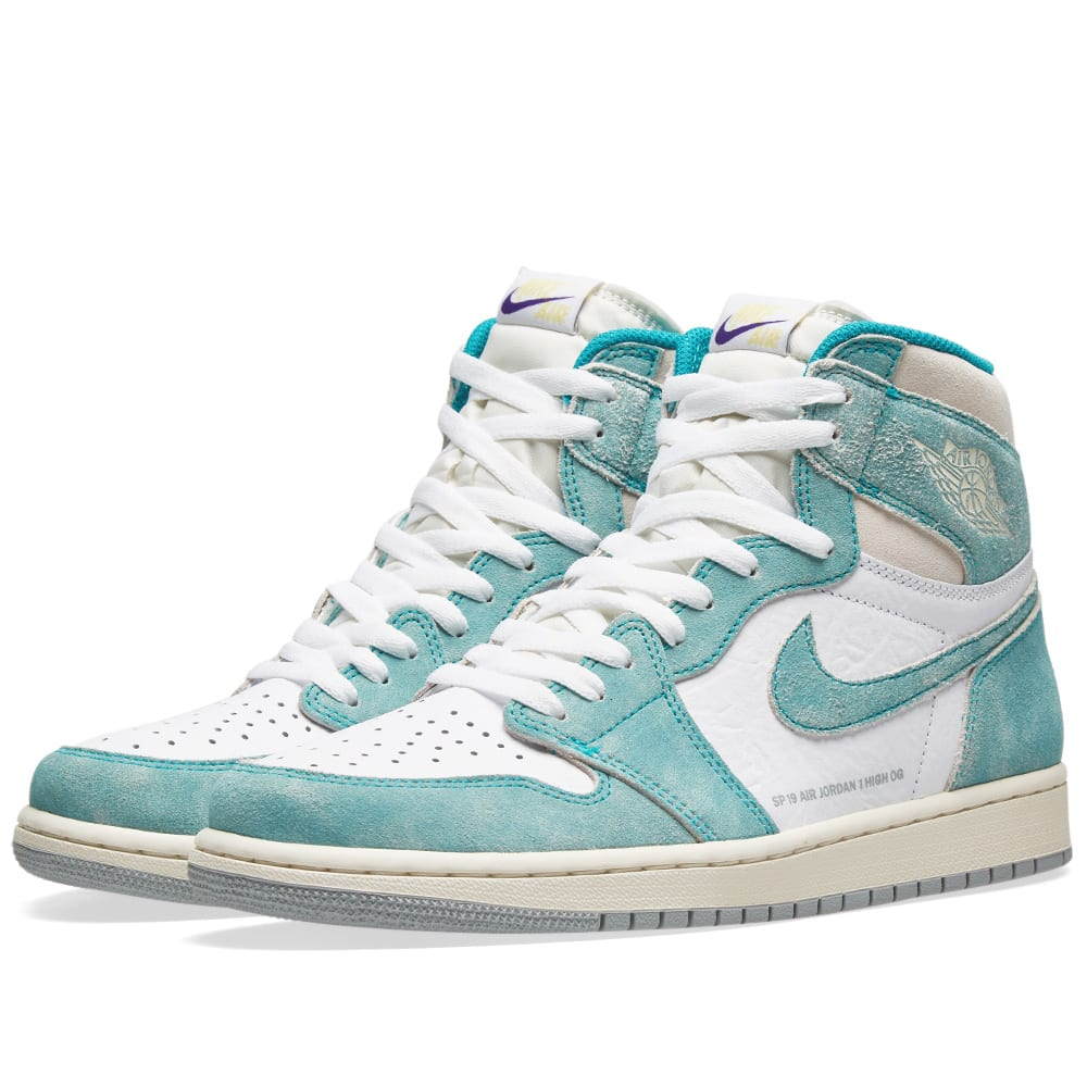 f5a09a9ca808ce Air Jordan 1 Retro High OG Green