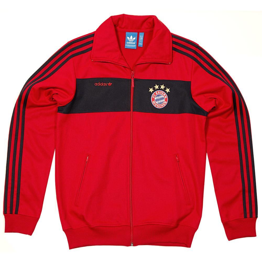 Adidas Beckenbauer FC Bayern Track Top