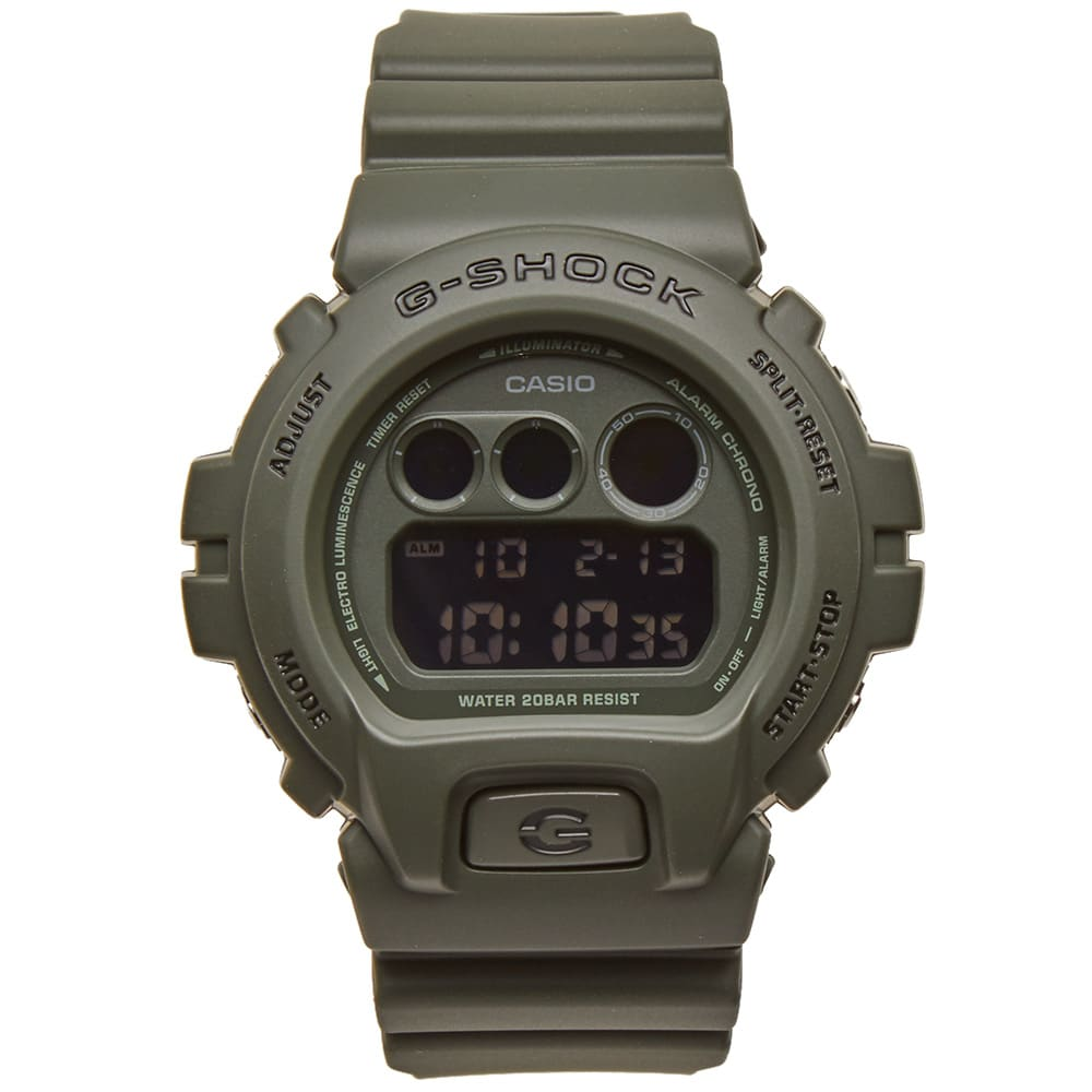 CASIO G-SHOCK DW-6900LU-3AER STEALTH WATCH