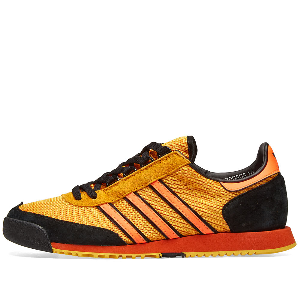 online retailer cdbc5 5ba40 Adidas SPZL SL80(A) Collegiate Gold   Solar Orange   END.