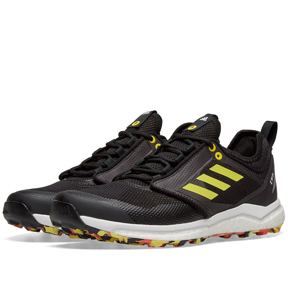 newest f9d95 62f94 END. x Adidas Consortium Terrex Agravic XT  Thermochromic Heat Reactive   Black   Red   END.