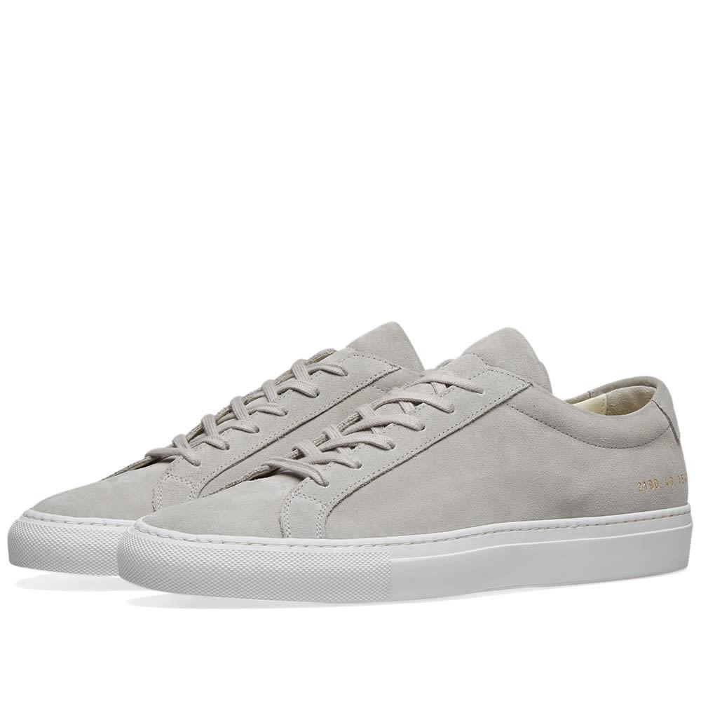 Original Achilles Low Suede Grey