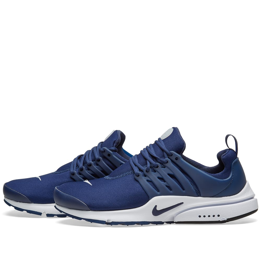 the best attitude a5f46 34c75 Nike Air Presto Essential Binary Blue, White   Black   END.