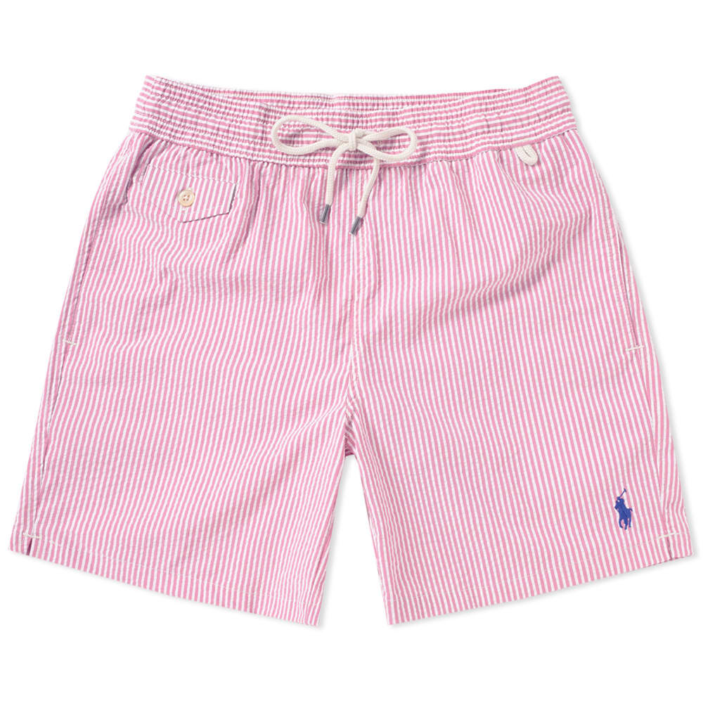 c7a98b13 Polo Ralph Lauren Seersucker Traveller Swim Short
