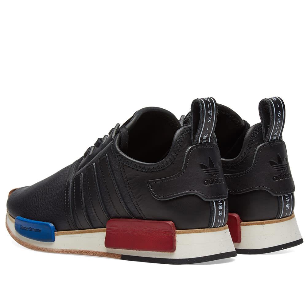 5be31c739 Adidas x Hender Scheme NMD R1 Black