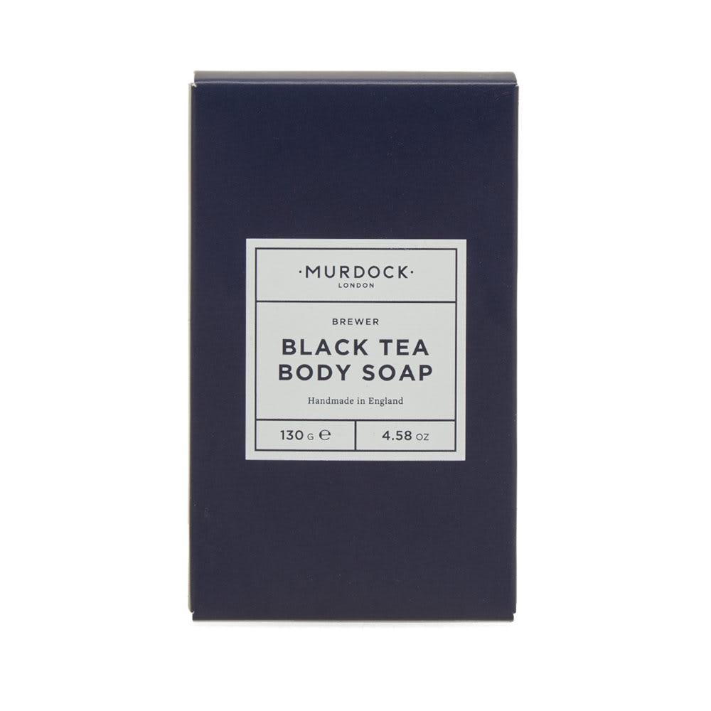 MURDOCK LONDON BLACK TEA BODY SOAP
