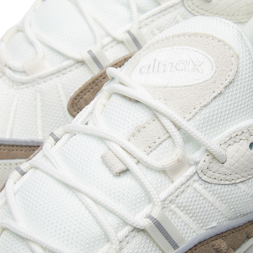 hot sales 5526e b791c Nike Air Max 98 SE Sail, White   Sepia Stone   END.
