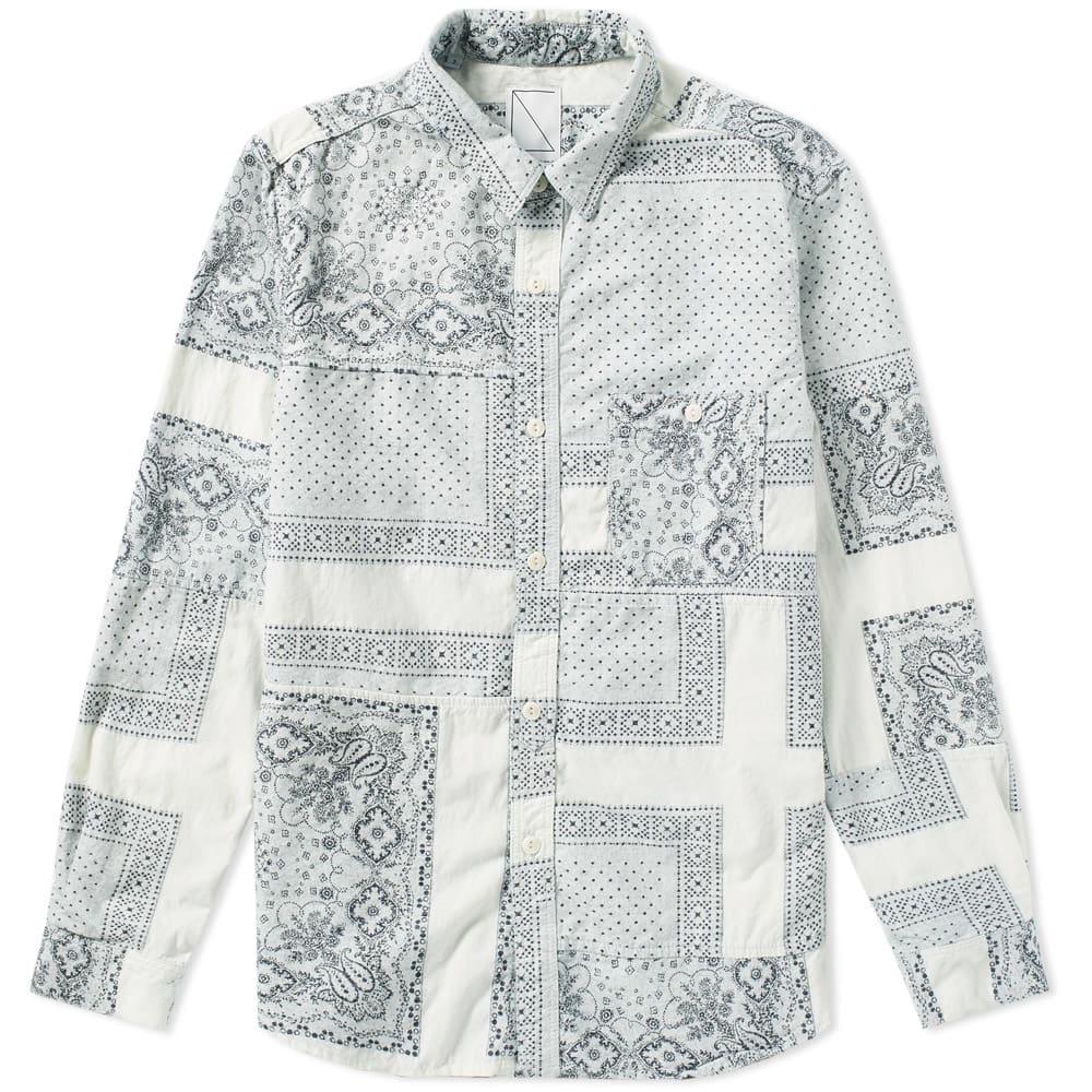 SOULIVE Soulive Bandana Ranru Shirt in Neutrals
