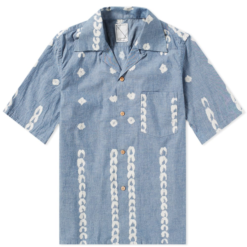 SOULIVE Soulive Kaina Vacation Shirt in Blue
