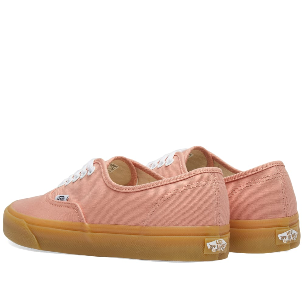 a03c16a5e1 Vans Authentic Muted Clay   Gum