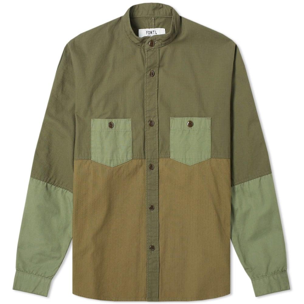 Fdmtl Military Overshirt by Fdmtl