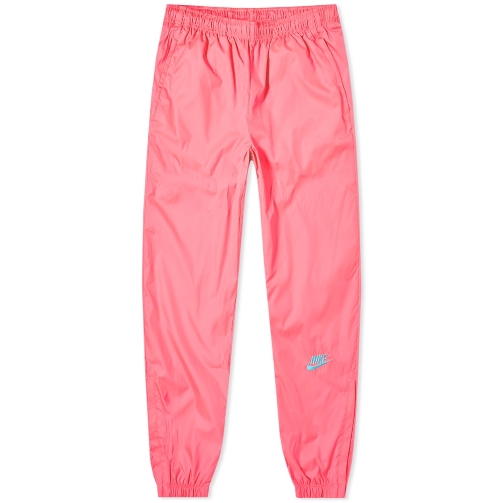 9a749e37cdb630 Nike x Atmos Vintage Patchwork Track Pant Hyper Pink   Hyper Jade
