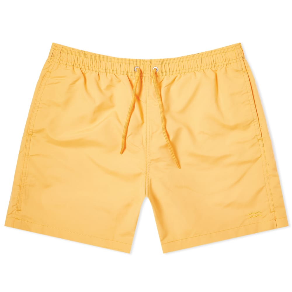 e459705233 Norse Projects Hauge Swim Short Sunwashed Yellow | END.