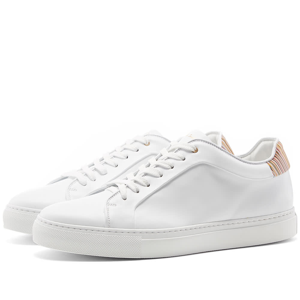 Paul Smith Basso Sneaker White Leather