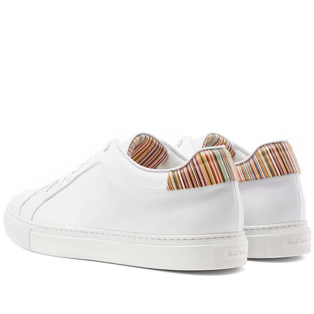 paul smith basso trainers white off 53
