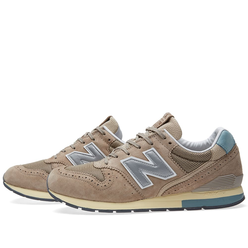 reputable site 2ad22 16599 New Balance x Invincible MRL996IN 'Derby Dress Code'