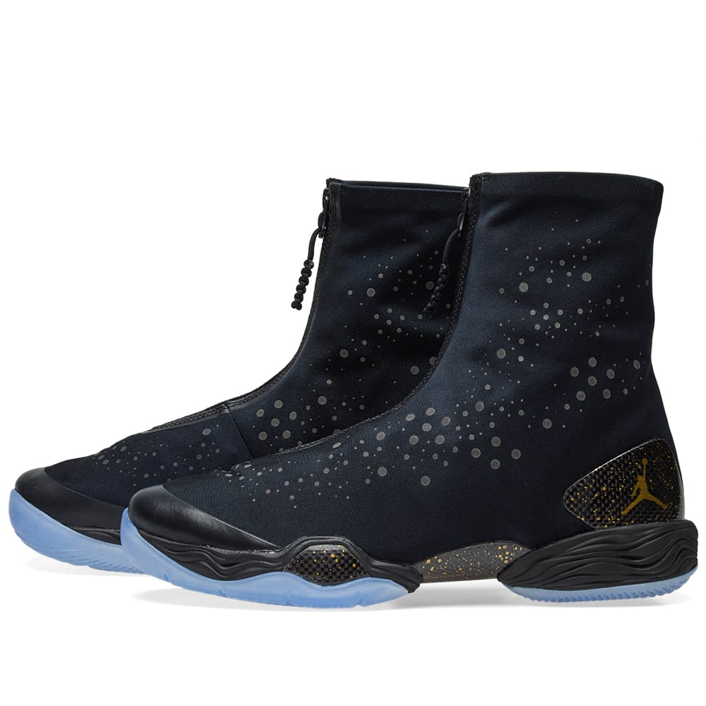 8054ae59b92f Nike Air Jordan XX8 Black