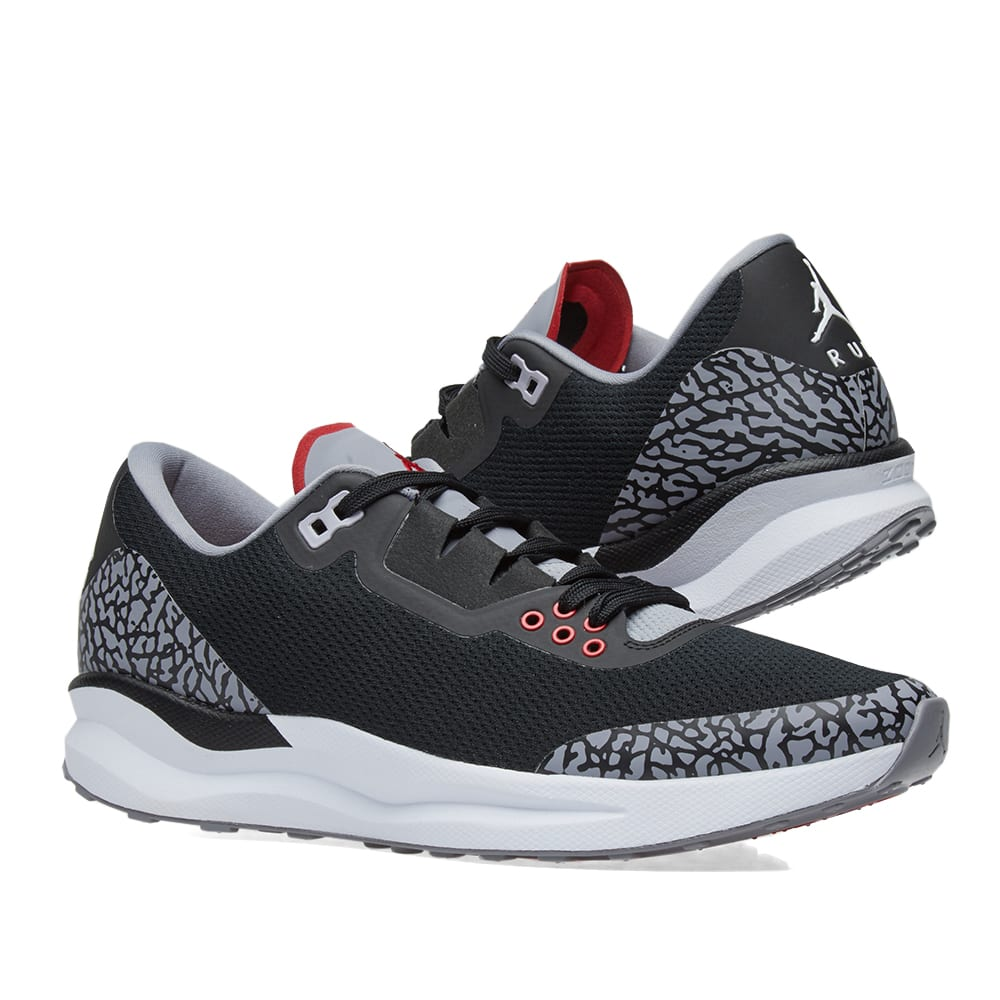 Jordan Zoom Tenacity 88 Black Cement