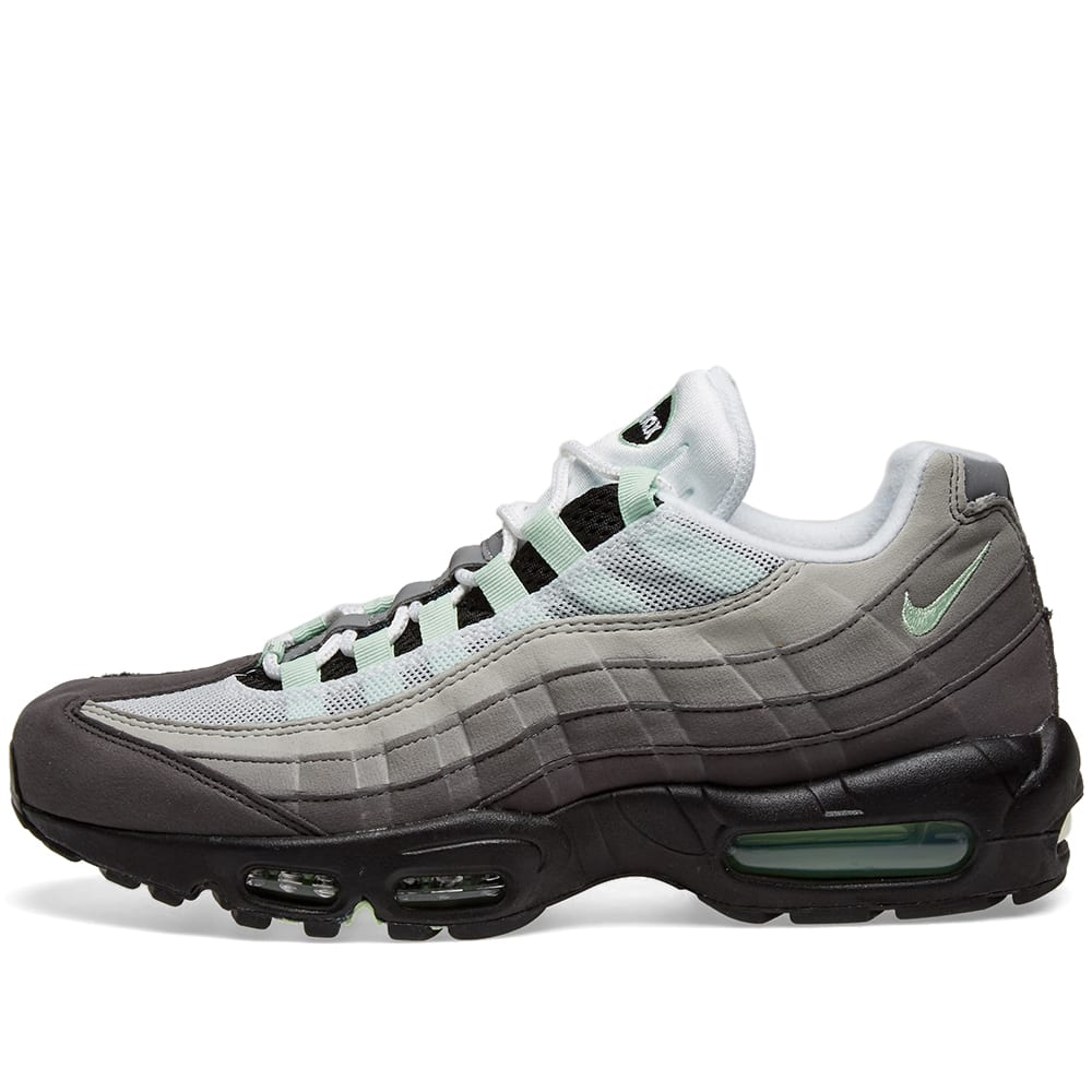 official photos 0ac62 75769 Nike Air Max 95 White, Fresh Mint   Grey   END.