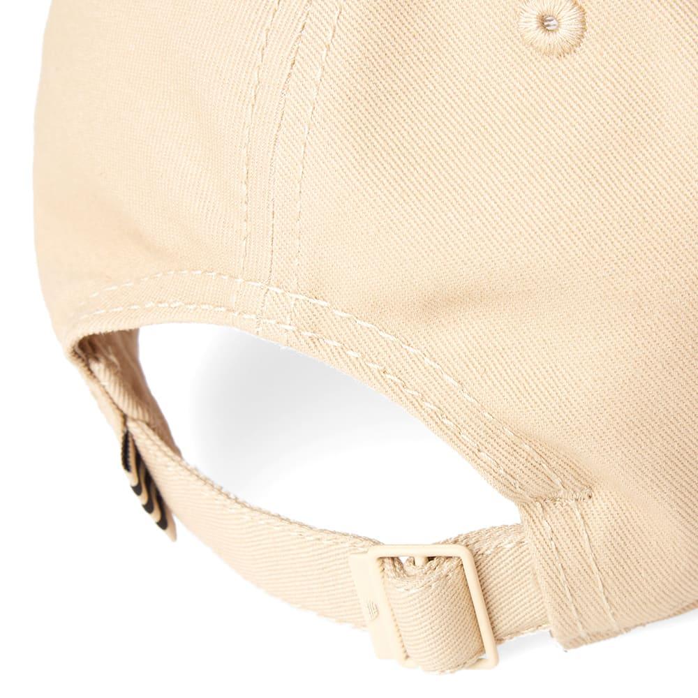 8442343d638 Adidas Trefoil Cap Linen Khaki