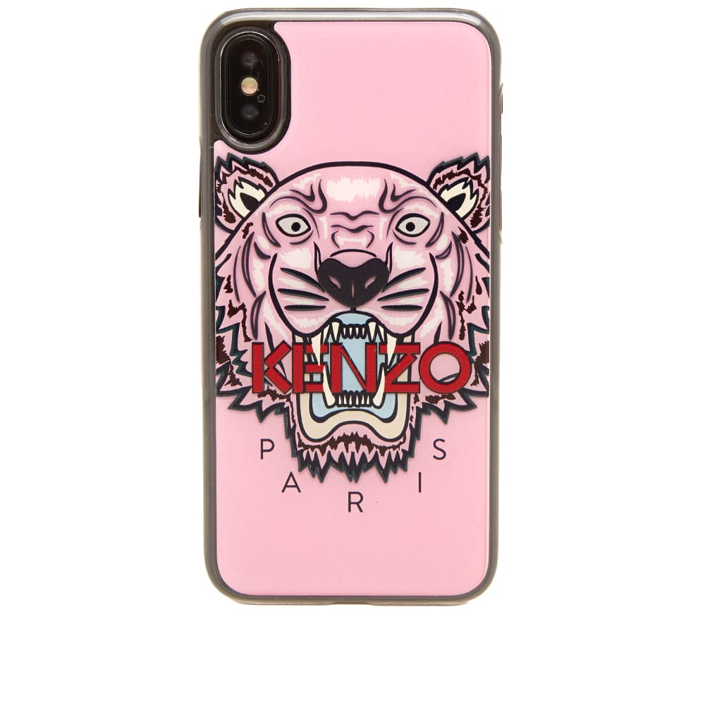 980096fc80 Kenzo Silicone Tiger iPhone X Case